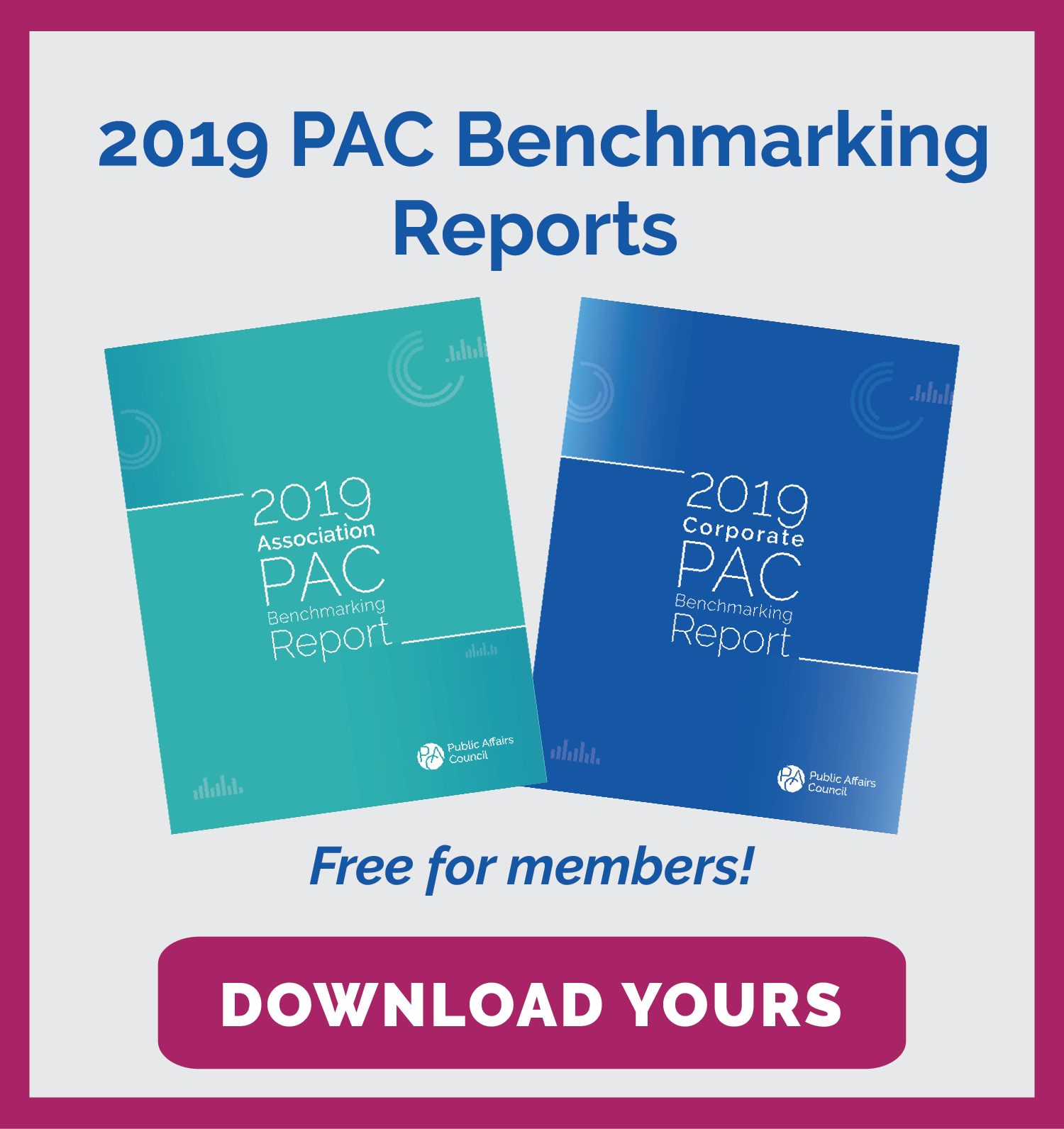 PAC Benchmarking Reports