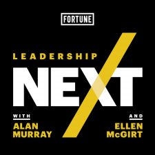 Leadership Next by Alan Murray