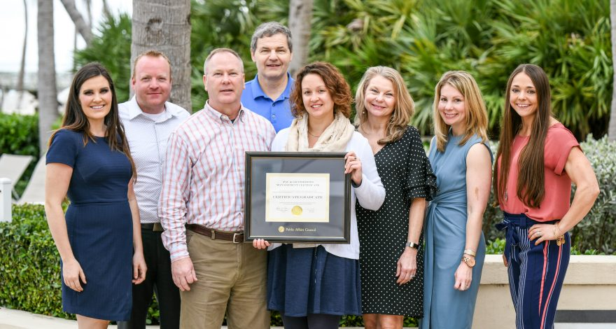 Certificate Winners TAC 2019