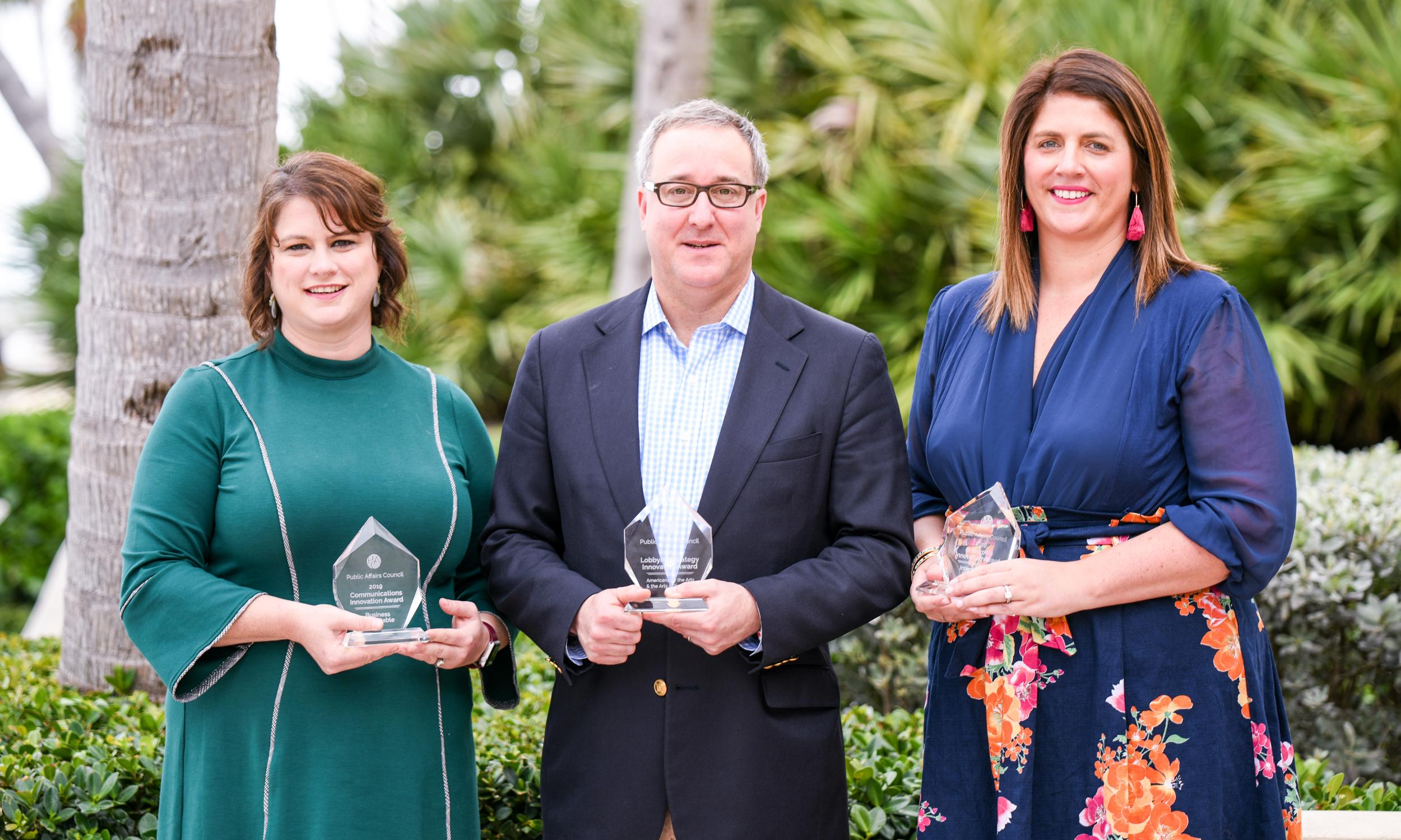 TAC Award Winners 2019