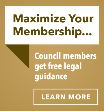 membership legal advice